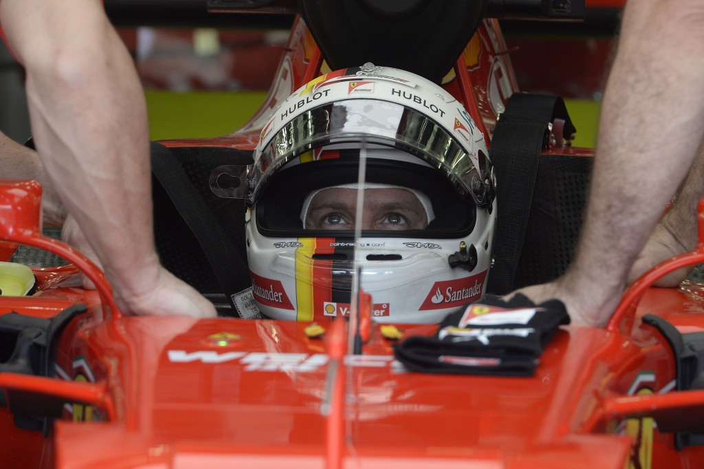 GP BAHRAIN F1/2017 © FOTO STUDIO COLOMBO PER FERRARI MEDIA