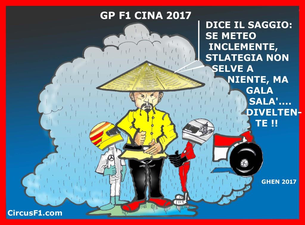 Cina 2017