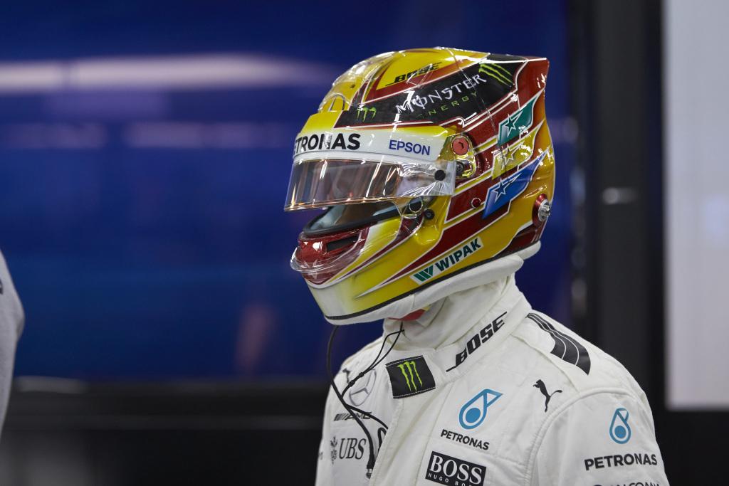2017 Chinese Grand Prix, Friday - Steve Etherington
