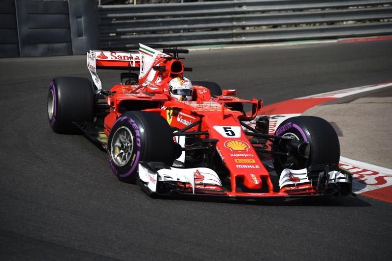 GP Monaco: Sebastian Vettel e il volto della vittoria