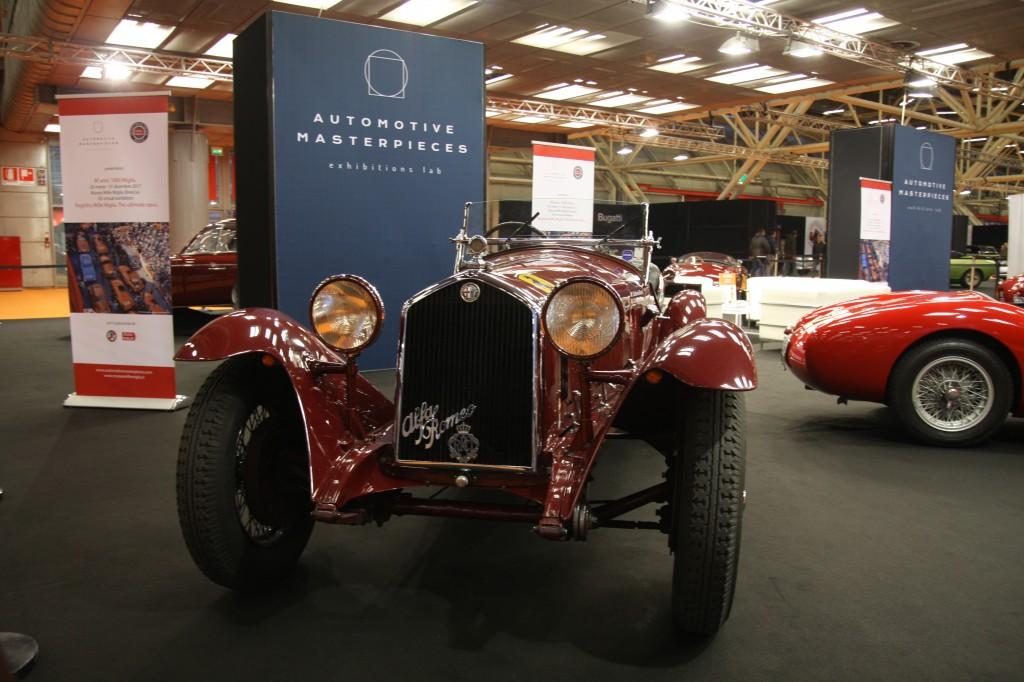 1933 Alfa Romeo 6C 1500 Gran Sport Testa Fissa (Zagato) sn 10814406 - 3 - Copyright Stefano Ferrari