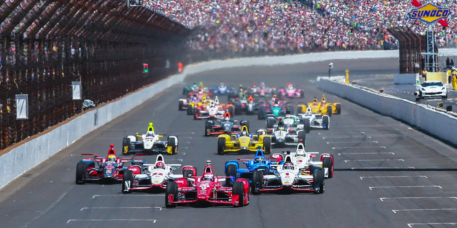 Slot Car Racing Indianapolis