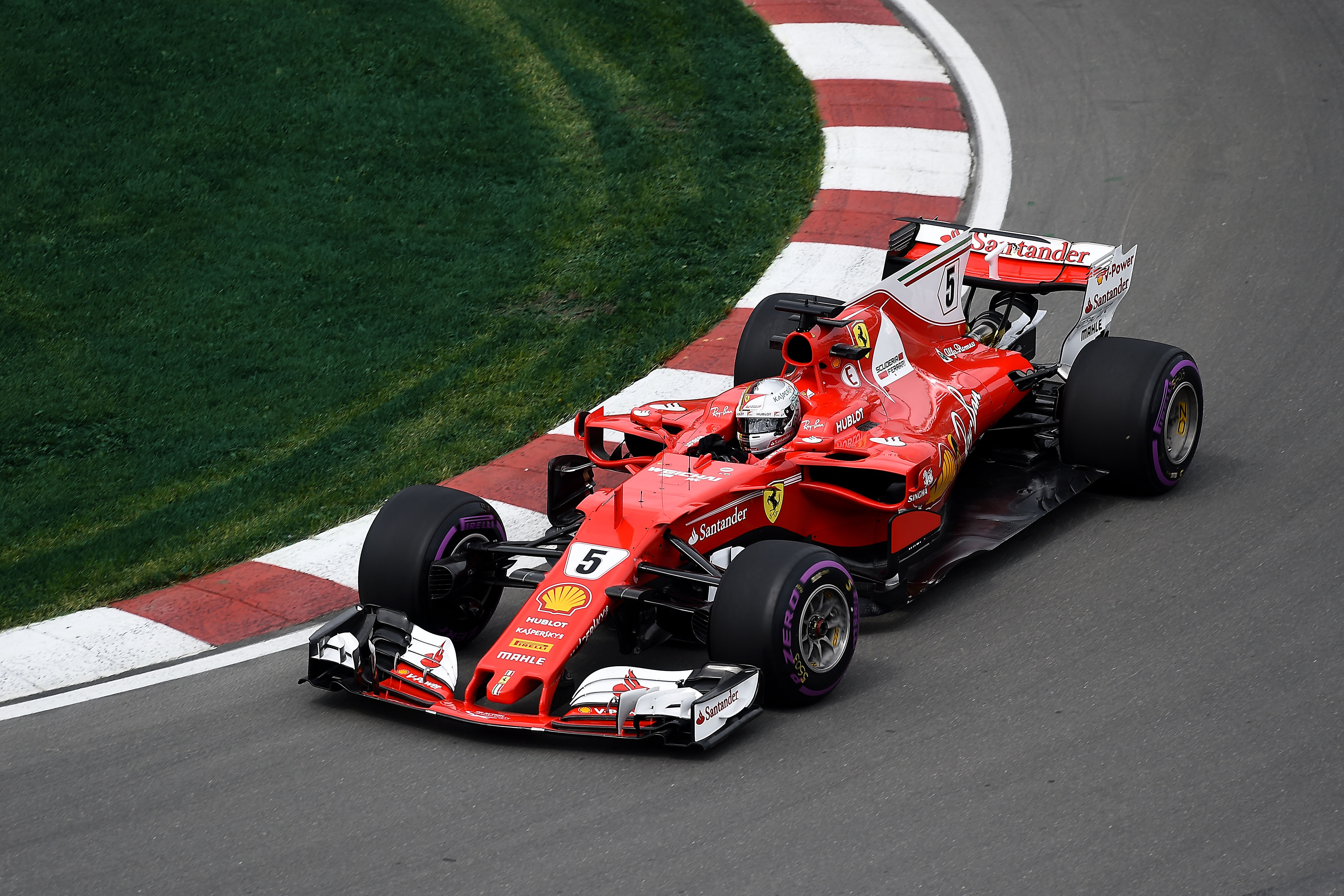gp canada f1 libere 3 vettel e raikkonen davanti mercedes insegue. Black Bedroom Furniture Sets. Home Design Ideas