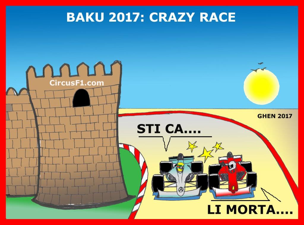Crazy Baku