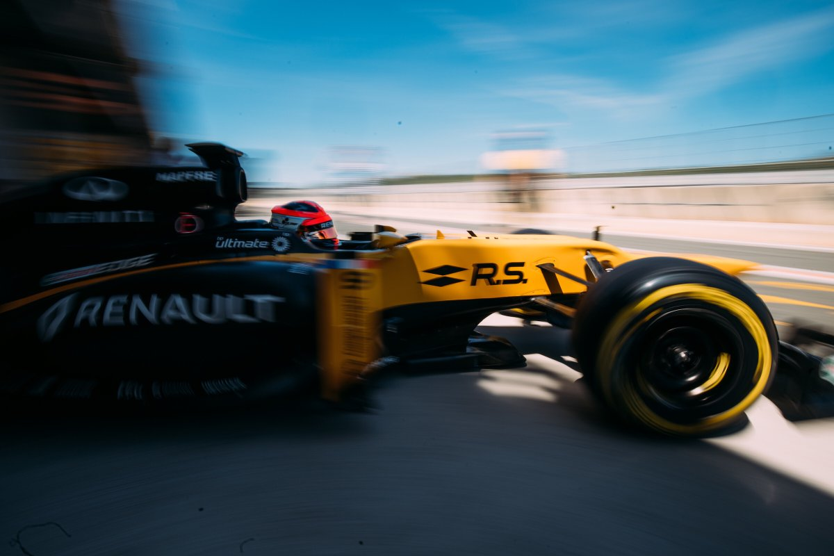 Formula 1, Renault: