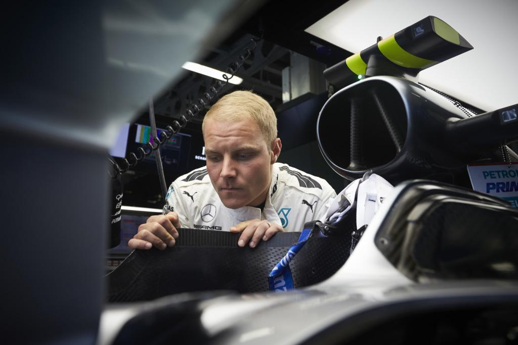 2017 Azerbaijan Grand Prix, Thursday - Steve Etherington