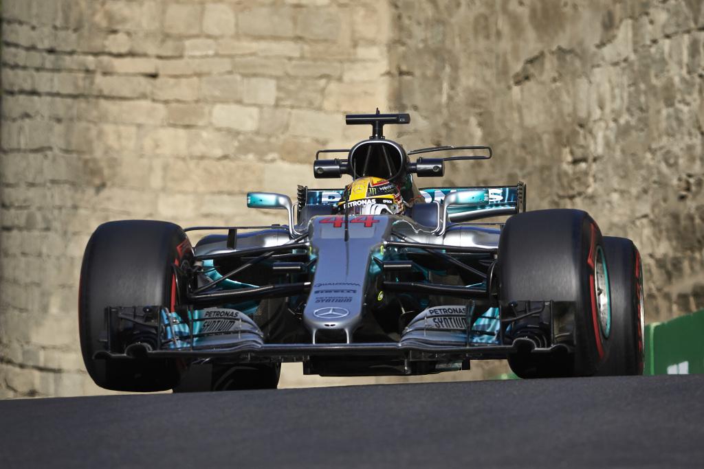 2017 Azerbaijan Grand Prix, Friday - Steve Etherington