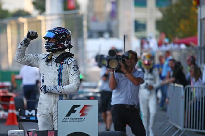 Azerbaijan Grand Prix, Baku 22 - 25 June 2017