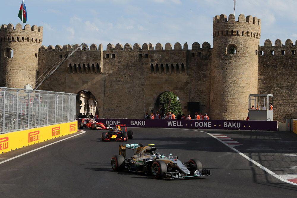 F1 Baku streaming: dove vedere il GP in diretta tv
