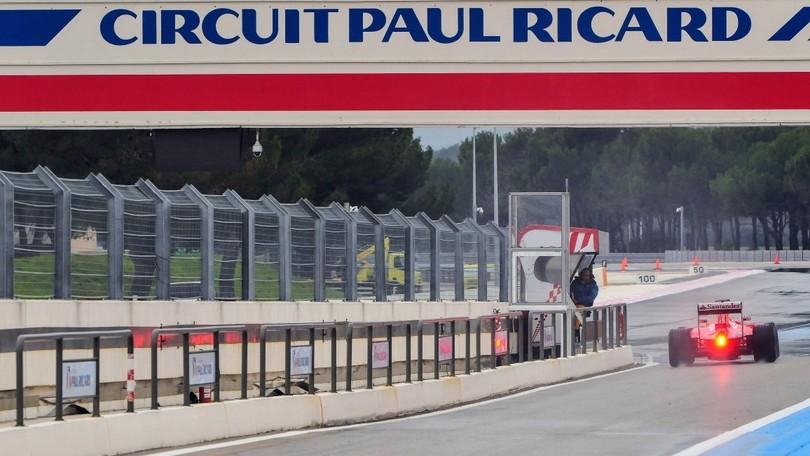 Circuito Paul Ricard : La storia della f in europa aspettando francia e germania