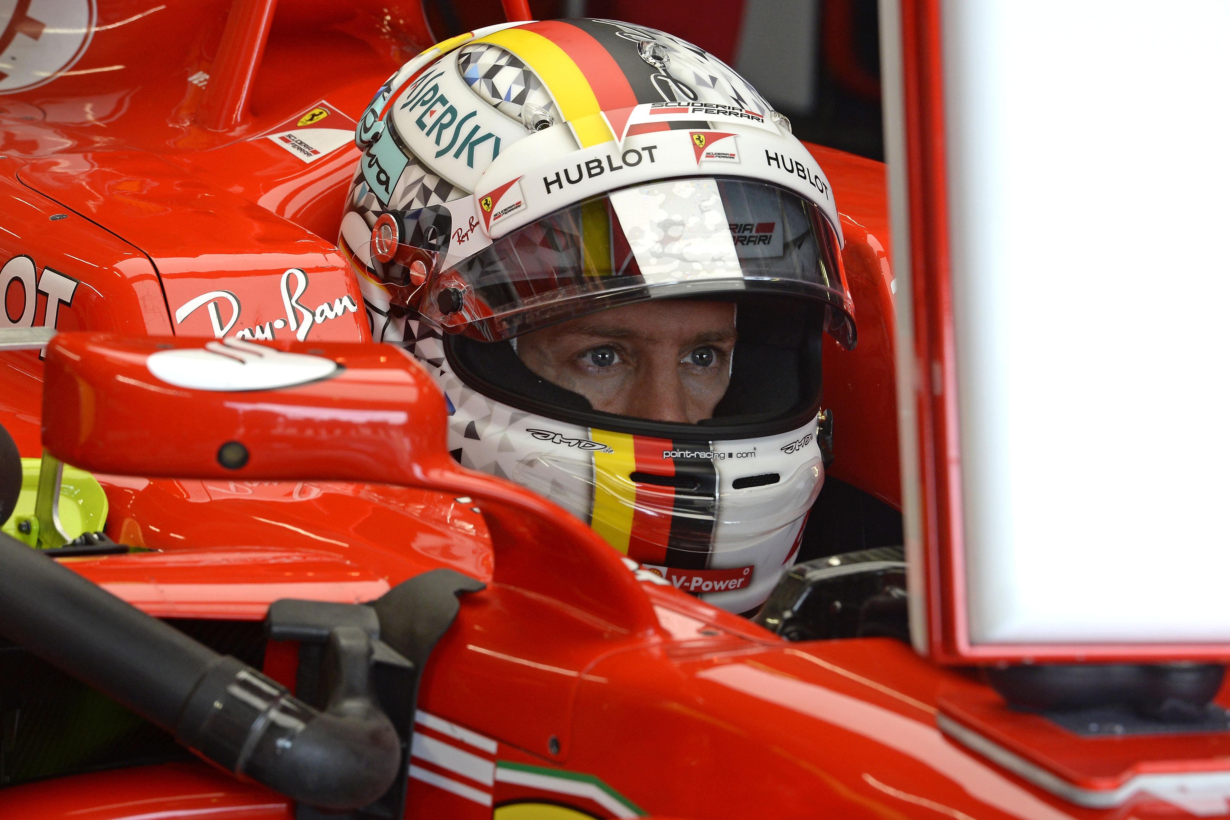 Vettel non ha dubbi sul suo futuro