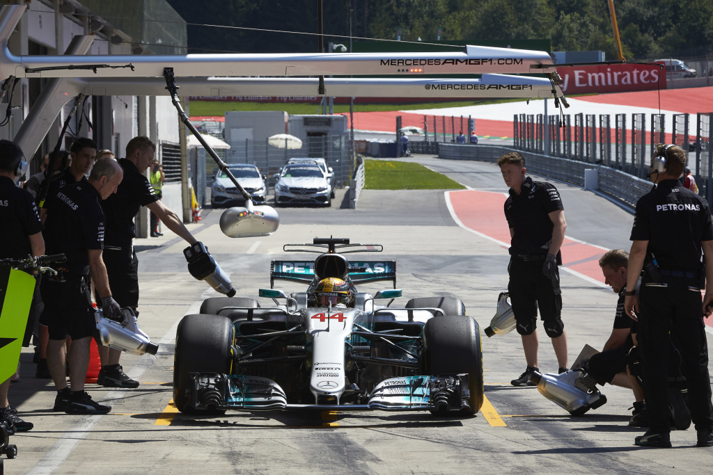 2017 Austrian Grand Prix, Friday - Steve Etherington