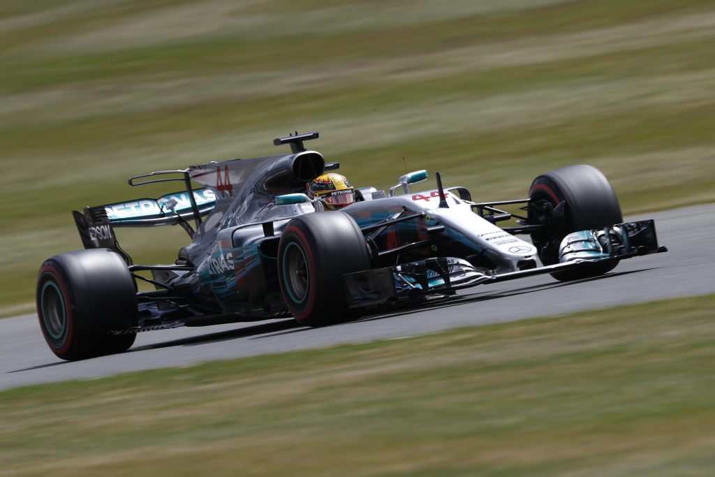 2017 British Grand Prix, Friday - Steve Etherington