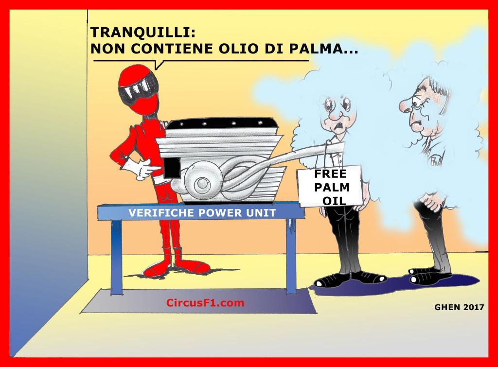 FREE PALM OIL