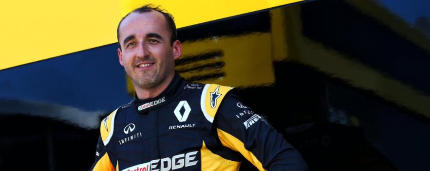 Kubica F1 Ungheria