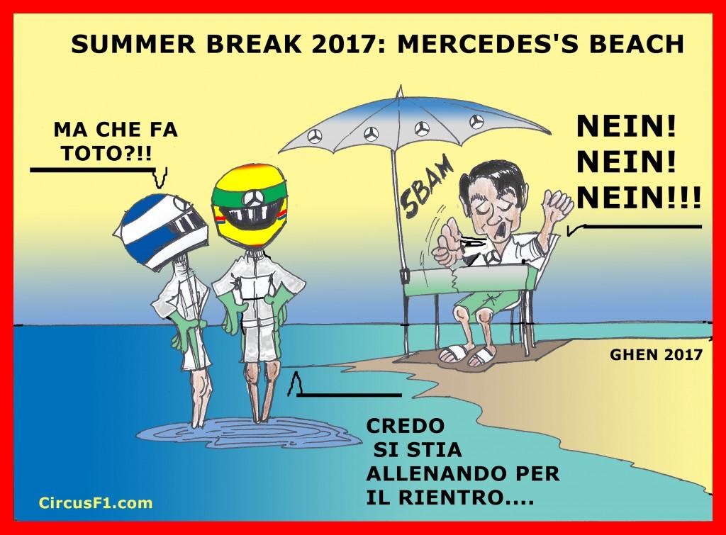 MERCEDES'S BEACH