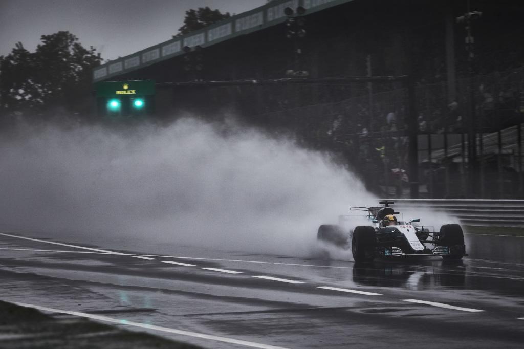 2017 Italian Grand Prix, Saturday - Steve Etherington