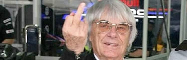 Bernie-Ecclestone-Middle-finger