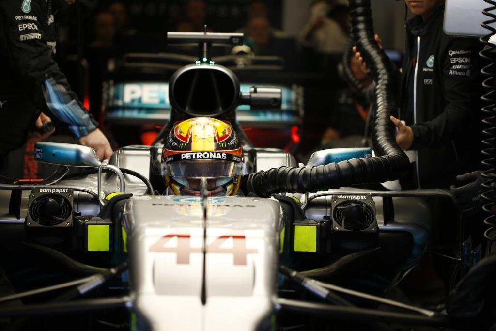 2017 United States Grand Prix, Friday – Wolfgang Wilhelm
