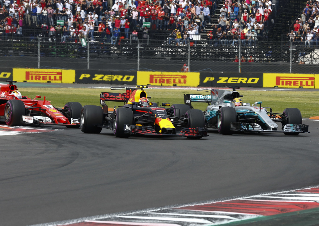 2017 Mexican Grand Prix, Sunday – Wolfgang Wilhelm