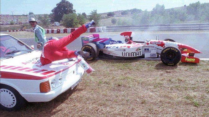 Taki-Inoue-Arrows-GP-Ungheria-1995