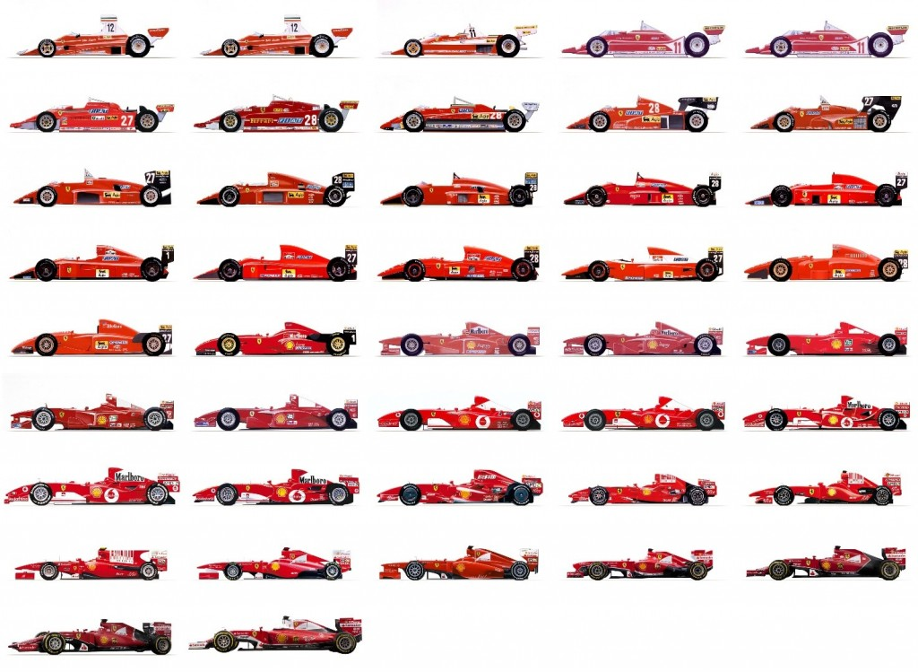 Ferrari70 | Brembo celebra i 70 anni della Ferrari