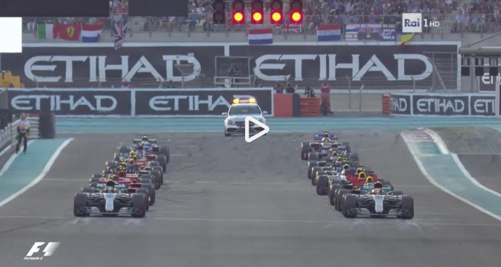 Abu Dhabi F1 2017 _ RACE