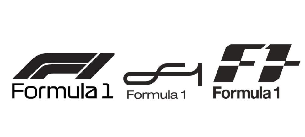 F1 new Logos 2017