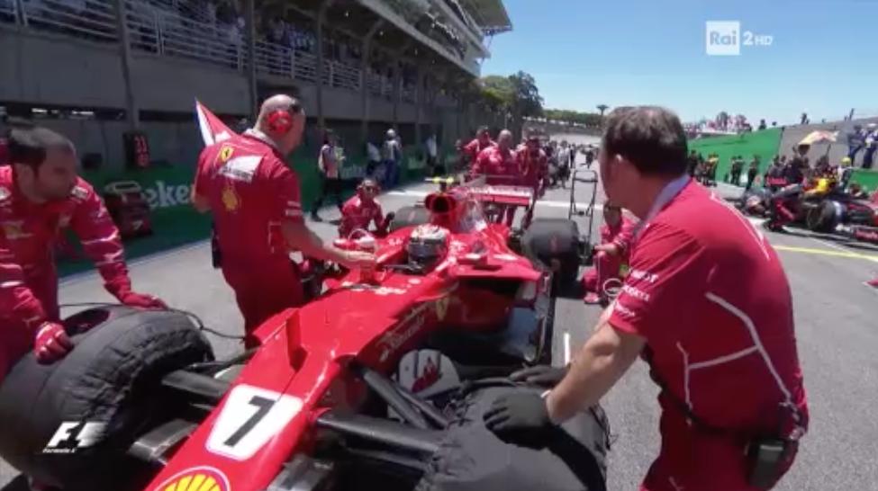 Gp Brasile F1 2017 GARA VIDEO