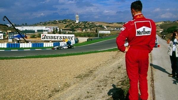 Schumacher 1997 F1