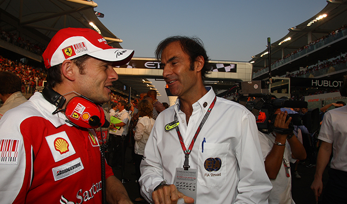 Abu Dhabi Grand Prix, United Arab Emirates 11-14 November 2010
