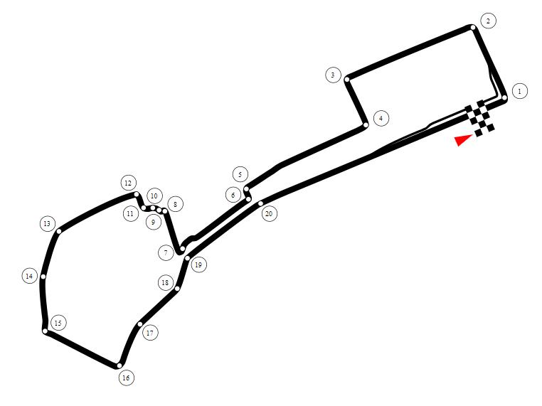 Formula 1 - La presentazione del Gran Premio D'Azerbaijan