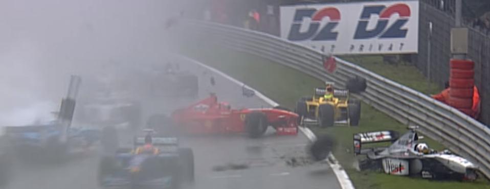 Gp Belgio F1 1998