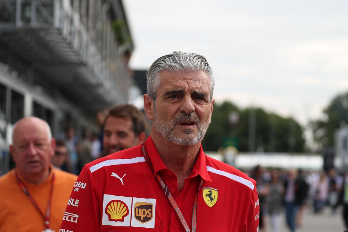 Ferrari, Arrivabene: Complimenti a Hamilton, ma non molliamo per il Costruttori