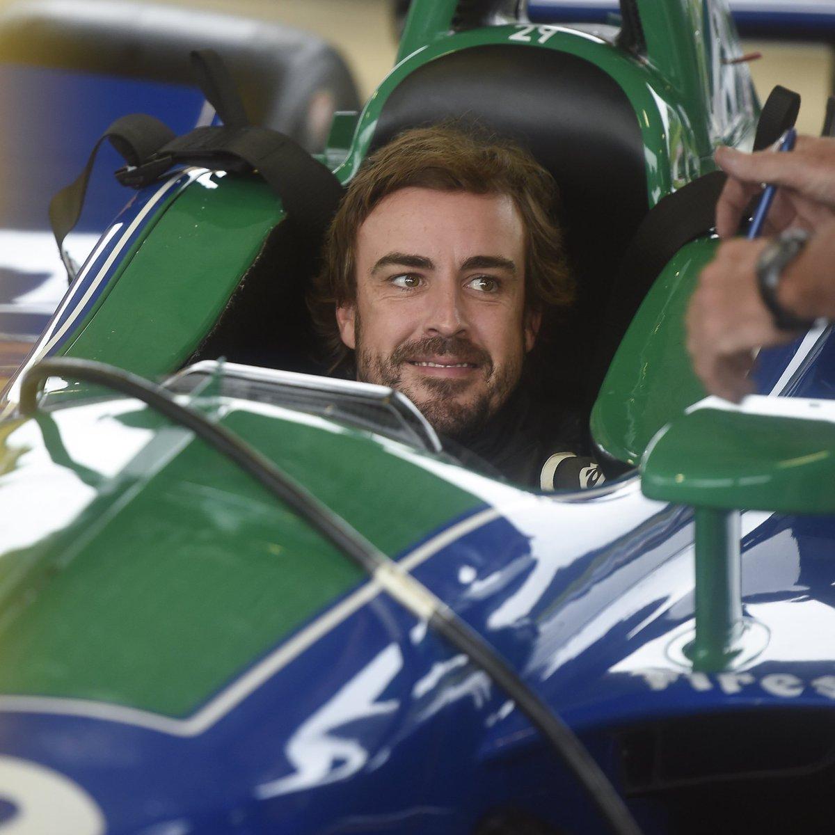 Circuito Barber : Fernando alonso test in indycar sul circuito stradale di barber u