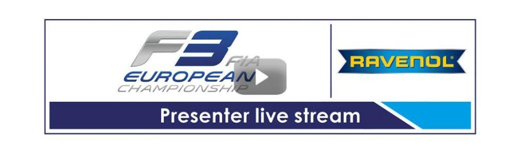 F3 Hockenheim, in LIVE Streaming l'ultima tappa del Campionato Europeo Formula 3