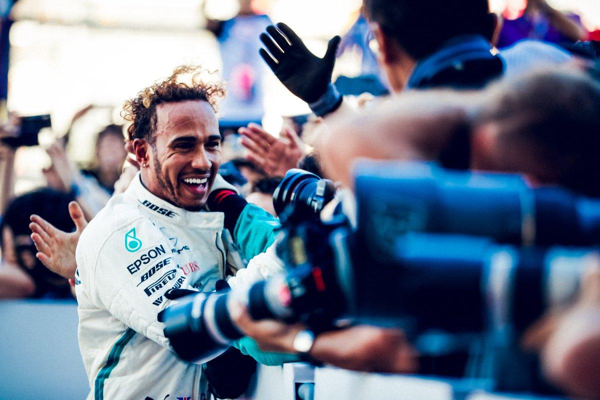 Hamilton Campione del Mondo F1 2018: una stagione extra-ordinaria lo consacra leggenda