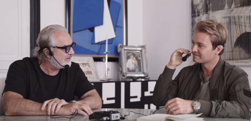 Rosberg intervista Briatore: La Formula 1? E' il Campionato degli Ingegneri! [ VIDEO ]