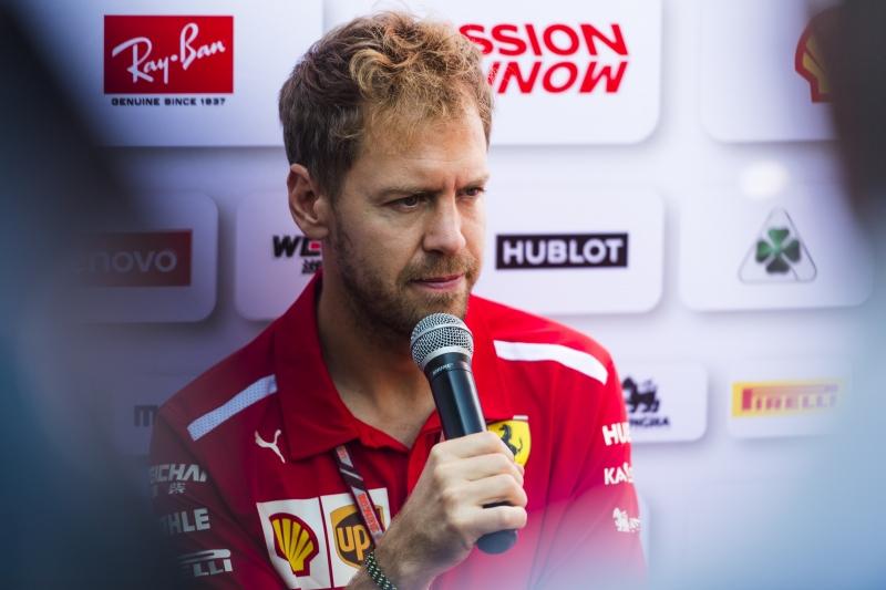Vettel: speriamo di essere i più veloci anche in Messico
