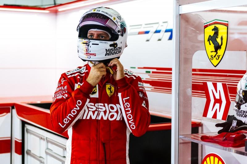 Gp Giappone F1   Vettel: Era giusto attaccare, Max non mi ha lasciato spazio
